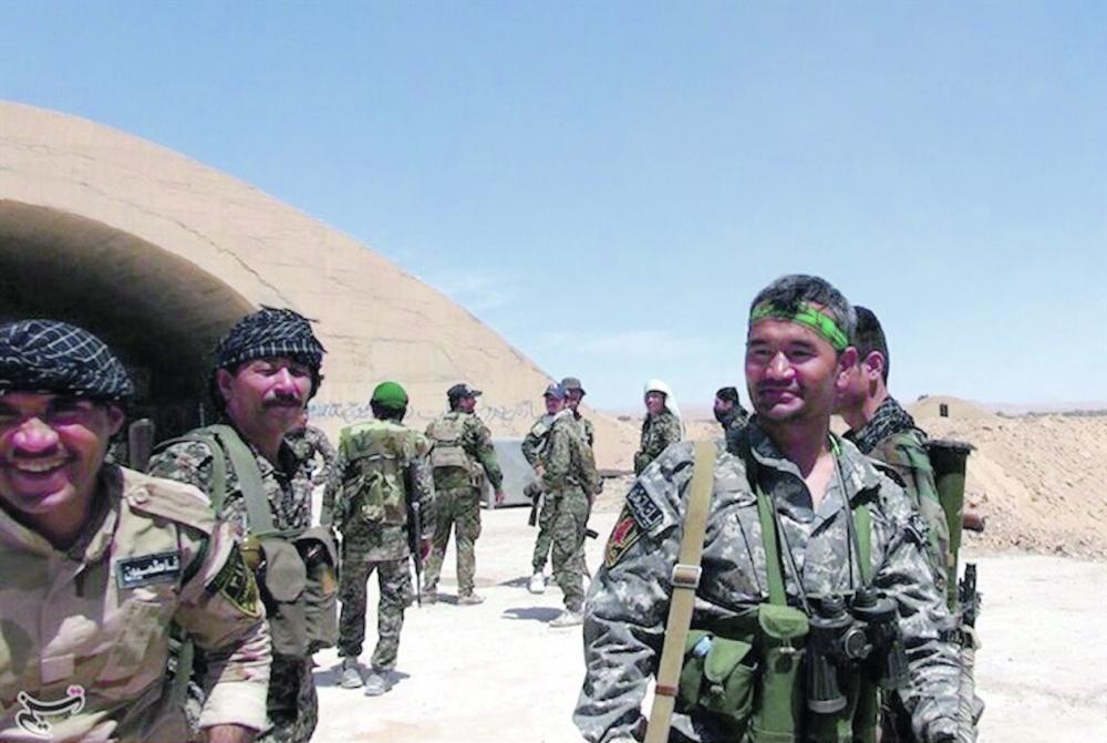 وصول قوات إيرانية  جديدة لمؤازرة قوات الأسد في مواجهة ثوار درعا