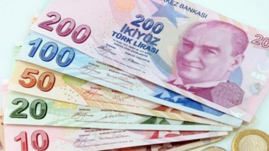 ارتفاع في سعر صرف الليرة التركية مقابل العملات الرئيسية
