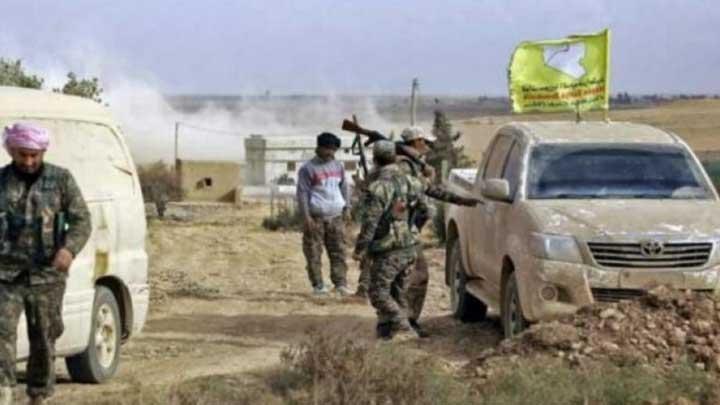 مقتل 9 عناصر من قسد بهجمات متفرقة شرقي سوريا