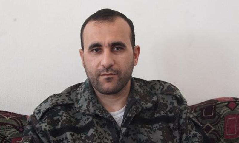 رحمون يعلن عن عملية عسكرية واسعة في درعا