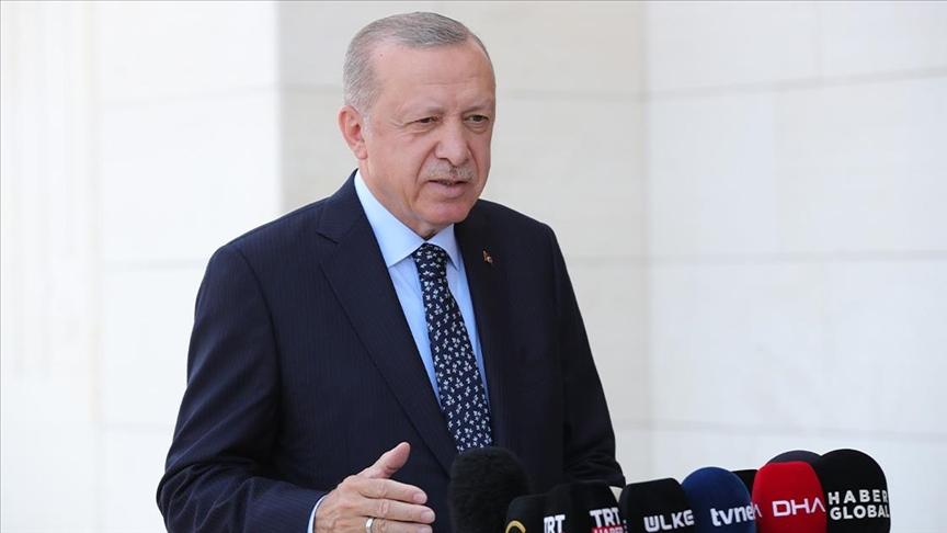 أردوغان يعلن السيطرة على معظم حرائق الغابات في تركيا