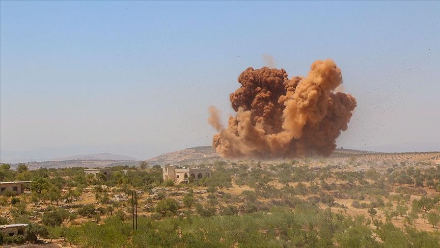 قلق أممي جراء سقوط ضحايا  مدنيين في درعا