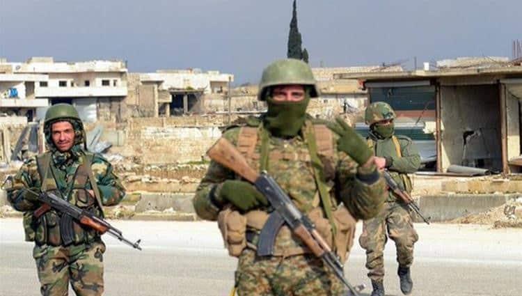 مصادر محلية : النظام يحاصر عشرات العائلات منذ ثلاثة أيام في سهول درعا