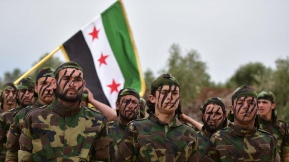 الجيش الوطني يرفض العقوبات الأمريكية على أحرار الشرقية ويصفها بالجائرة