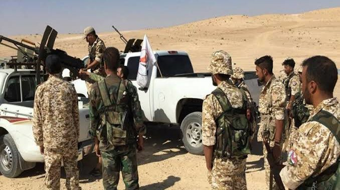 Mobilization of the regime forces in Ma'dan after death threats reached the officers