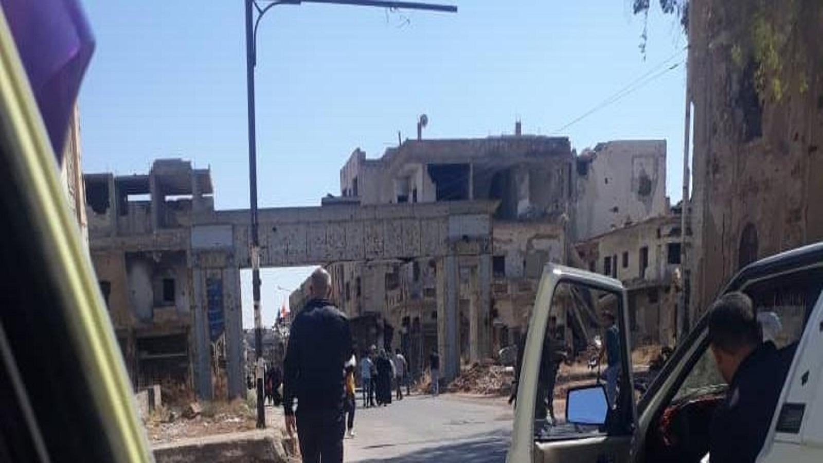 عاجل .. النظام يصر على تهجير مجموعة من شباب درعا إلى الشمال السوري