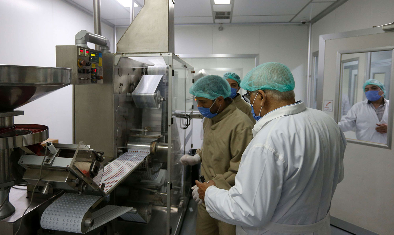 رئيس النظام  السوري يصدر مرسوما لدعم صناعة الأدوية المحلية