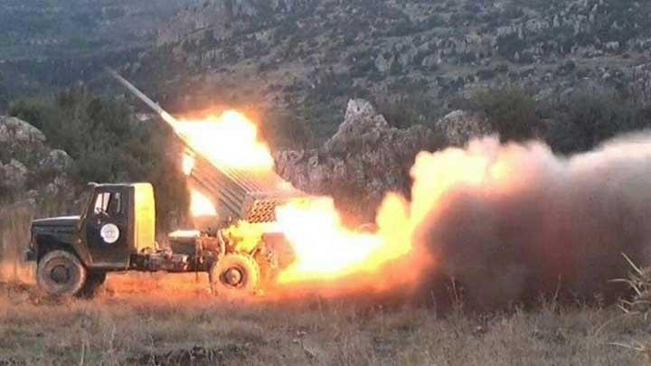 نصرة لدرعا..الجبهة الوطنية تعلن عن استهداف مواقع النظام في عدة مناطق