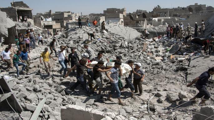 4 مجازر ومقتل 129 مدنياً في سوريا خلال تموز الماضي