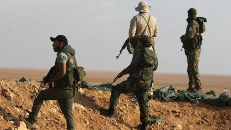 The Popular Mobilization Militia kills a Syrian youth and drags his body to the countryside of Al-Hasakah