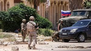انتهاء الاجتماع في درعا والروس يطلبون مهلة للتشاور مع النظام