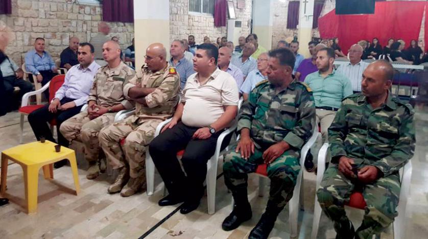 مبعوث سري  لبوتين يزور ريف درعا  قبل التصعيد الأخير
