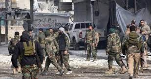 قوات النظام  تغدر بأهالي درعا من جديد رغم الهدنة