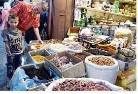 أسعار بعض السلع الغذائية في السوق السورية