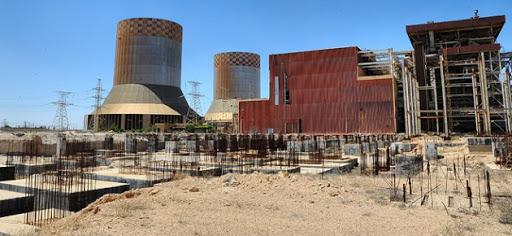 النظام  يعلن عودة محطة تشرين الكهروحرارية إلى العمل من جديد