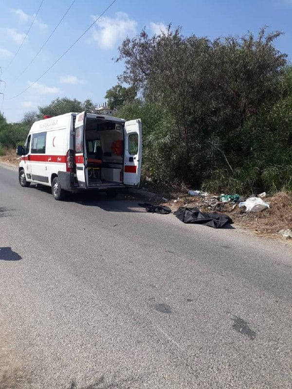 A decaying body was found in Latakia