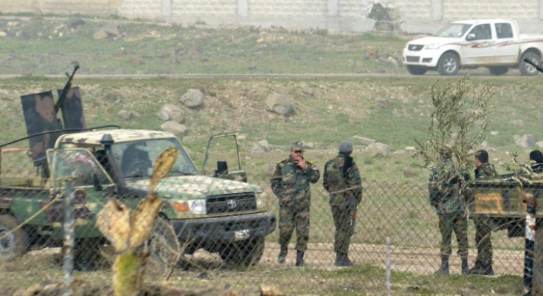 النظام يقصف درعا البلد بمختلف الأسلحة و يفشل في اقتحامها  مجدداً