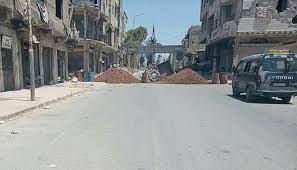 الحديث عن جولة جديدة من المفاوضات بين اللجان المركزية واللجنة الأمنية في مدينة درعا