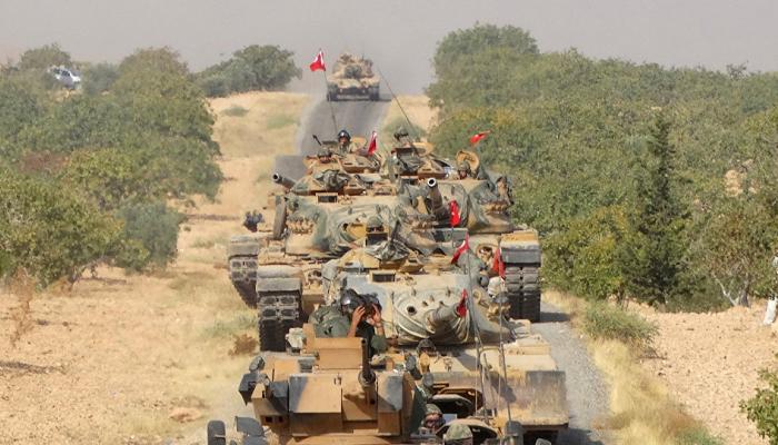 مصادر : التحضيرات التركية شمال سوريا تشير  الى  عمل عسكري وشيك ضد قسد