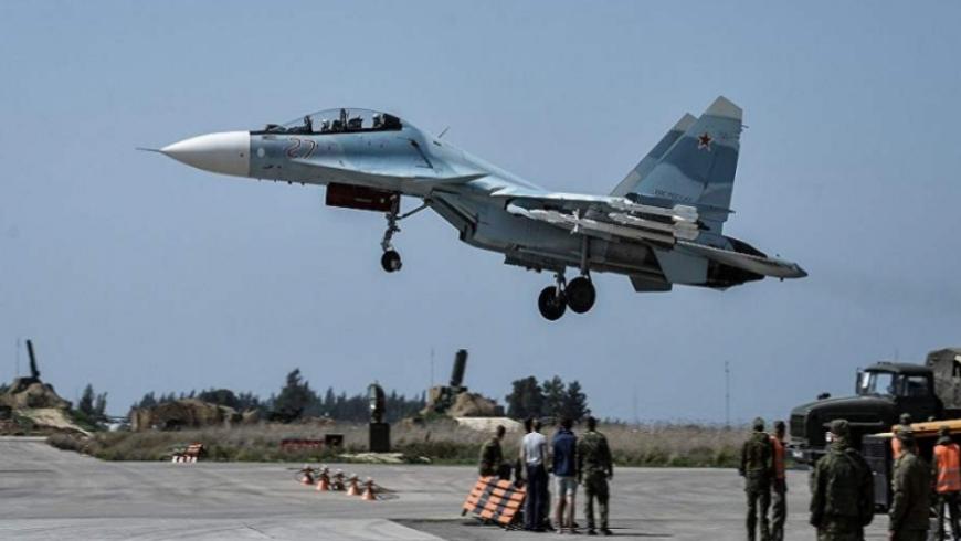 مركز حميميم  الروسي يتهم  تحرير الشام بشن  هجمات على مناطق خفض التصعيد بادلب