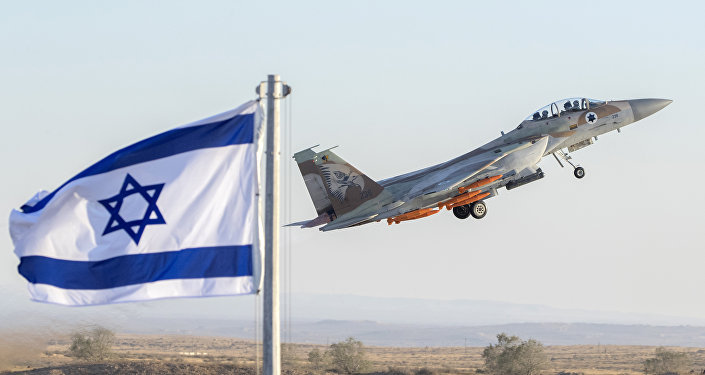 The second in less than a week...Israeli planes raid T-4 airport in Homs