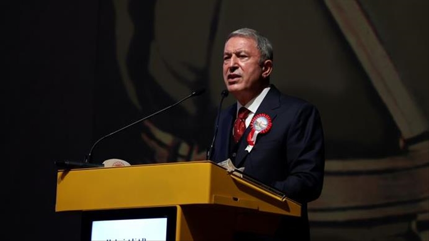 وزير الدفاع التركي يدلي بتصريحات جديدة تعليقاً على  الهجمات شمالي سوريا