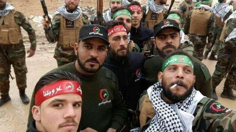 ميليشيا الإمام الهادي العراقية تدفع بتعزيزات جديدة إلى ريف حمص