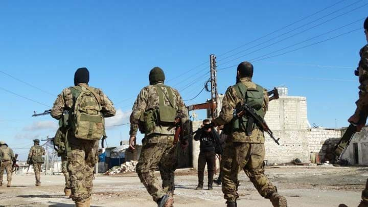 Azm blocks an infiltration attempt of SDF group in Afrin countryside