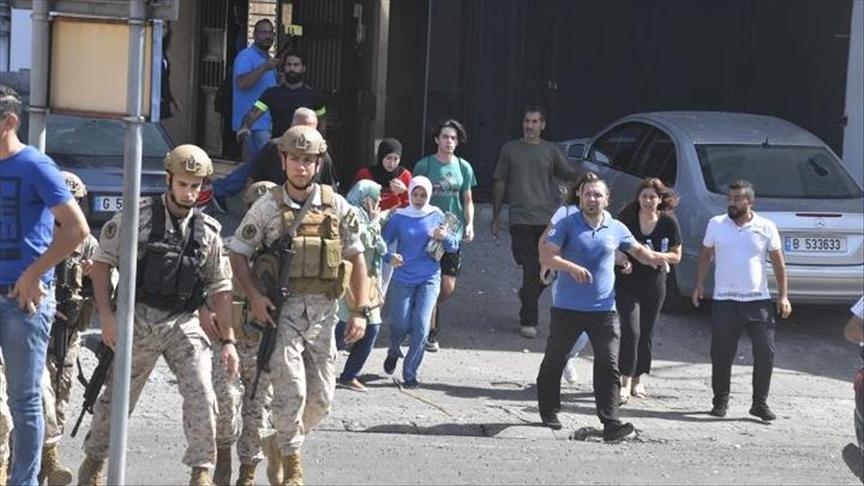 ارتفاع عدد   قتلى اشتباكات بيروت إلى 6 وحزب الله وأمل يتهمان قوات جعجع