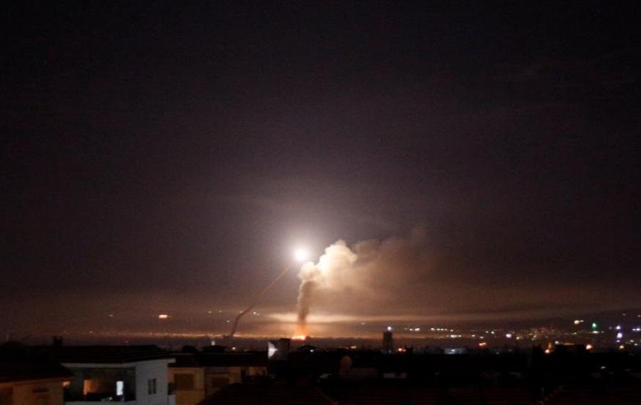تصريحات متناقضة بين روسيا و النظام حول  الهجوم الإسرائيلي على تدمر