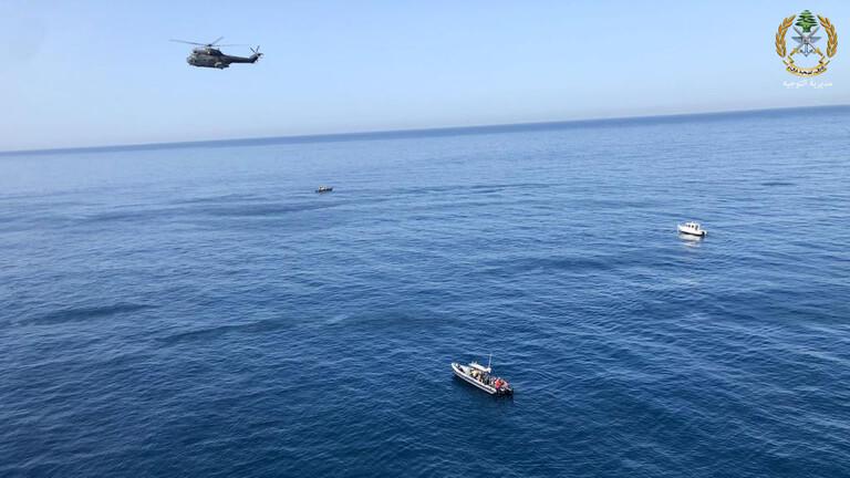 لبنان.. العثور على الطائرة المدنية  التي سقطت في البحر قبل يومين