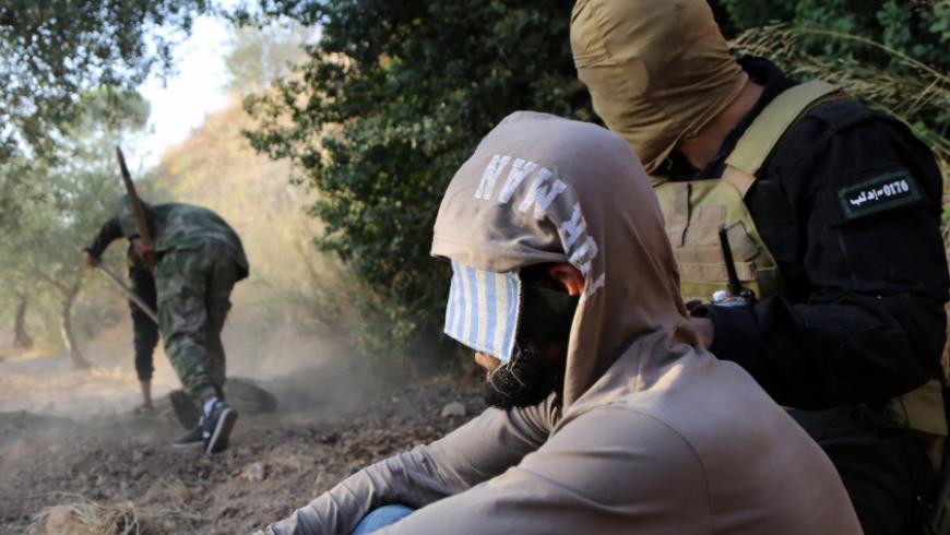 Tahrir al-Sham arrests mined official in the company of Ansar Abu Bakr al-Siddiq in Idlib
