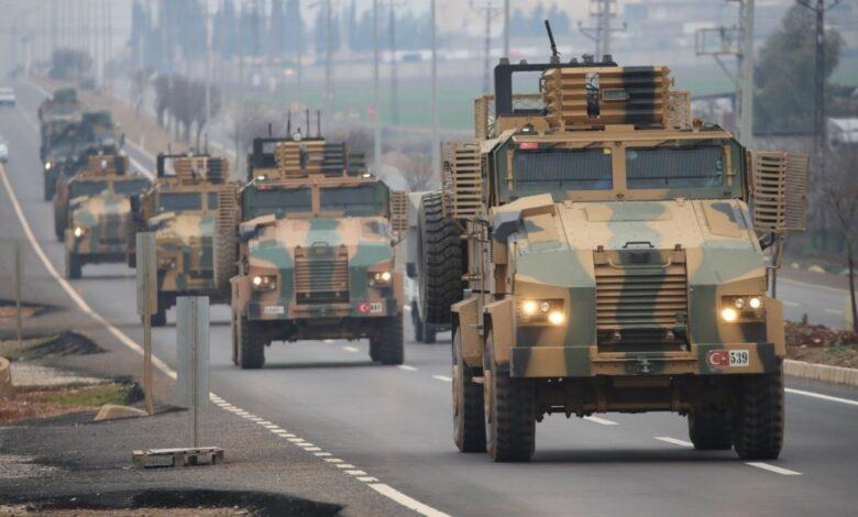 مسؤولان : تركيا تستعد لعمل عسكري ضد وحدات حماية الشعب الكردية