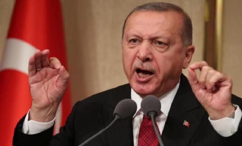 الرئيس التركي يدلي بتصريحات جديدة حول منطقة شمالي سوريا