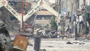 مقتل  ضابط من المخابرات العسكرية في بلدة السبينة جنوب دمشق