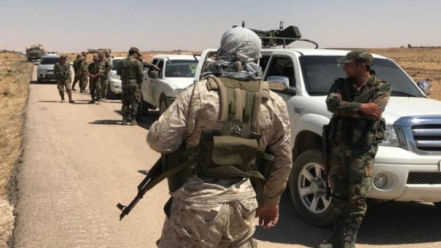 مصدر: اللواء الثامن  يتبع لقوات النظام السوري .. والمنحة الروسية مستمرة