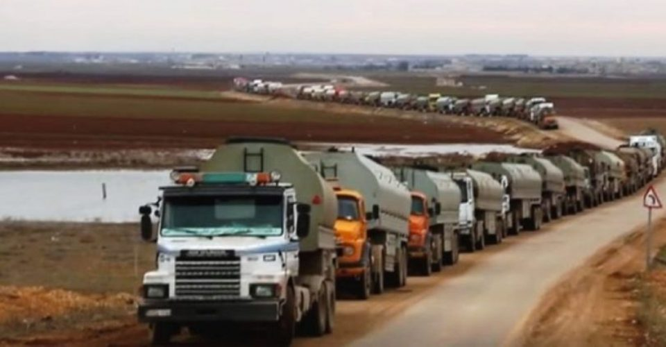 SDF gets an American green light to expand oil trade with the regime