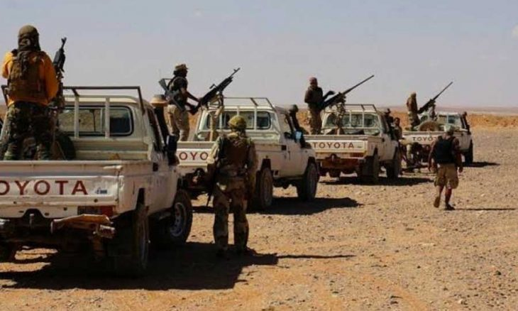 The regime suffers dozens of deaths and injuries in the most violent attack by ISIS in the Syrian desert