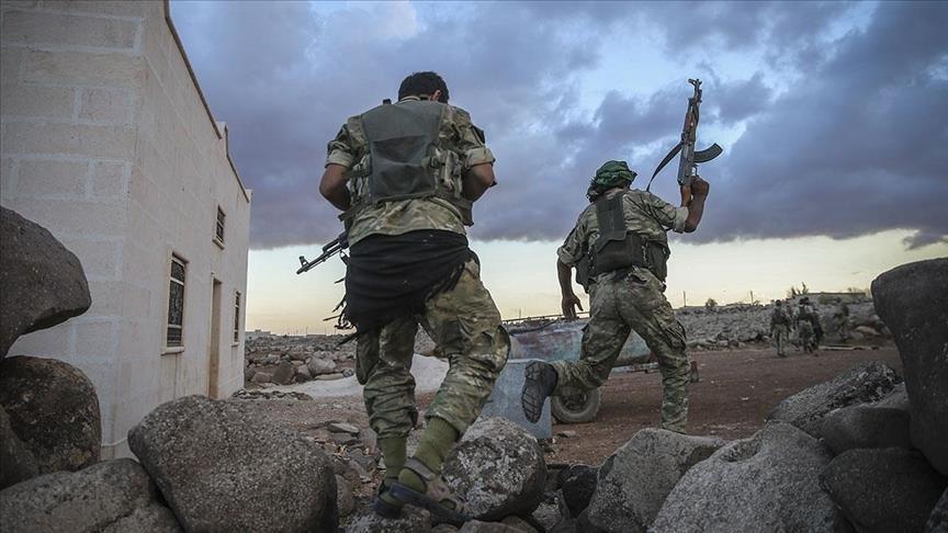 الجيش الوطني السوري يعلن استعدادة لملاحقة التنظيمات المسلحة