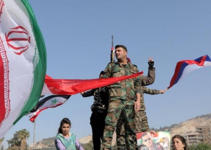 مصادر إسرائيلية  :وجود إيران يتقلص في سوريا