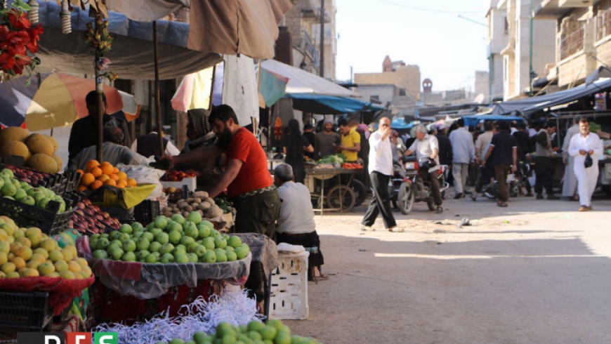 حكومة الإنقاذ تسوق المبررات لارتفاع الأسعار في إدلب
