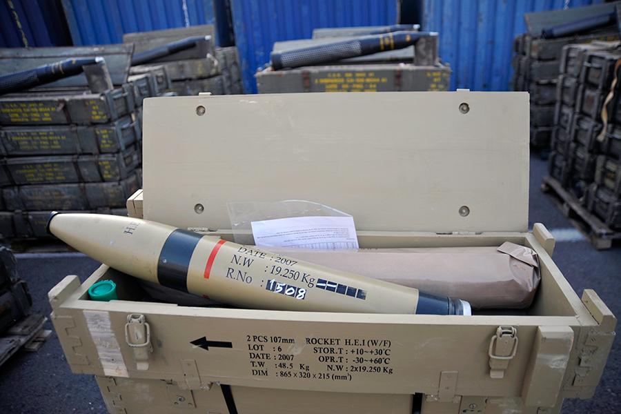 الحرس الثوري ينشئ معملا للصناعات الحربية بريف الرقة