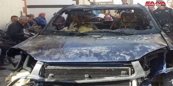 نجاة عضو في محافظة القنيطرة من محاولة اغتيال