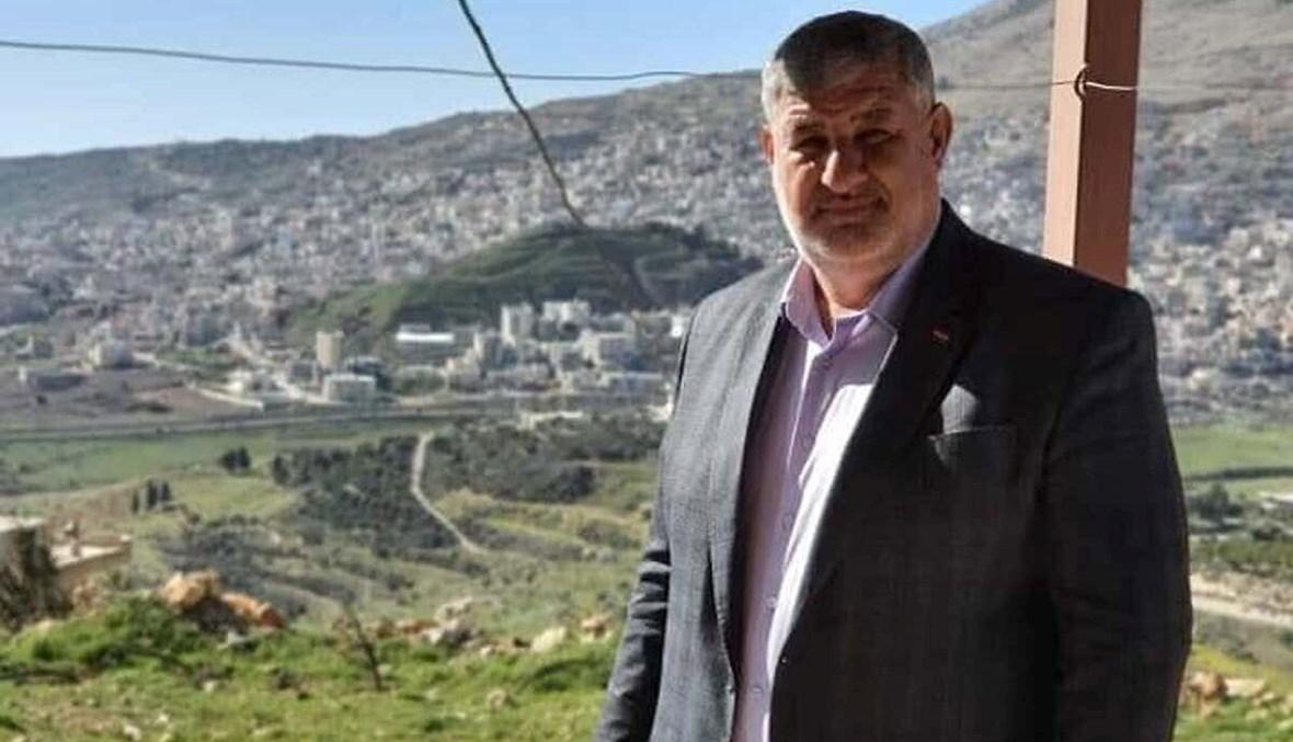 الإعلام  العبري  في أول تعليق على اغتيال مسؤول استخباراتي لصالح النظام السوري