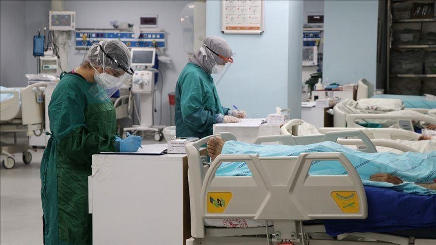 4 million Syrian pounds, the costs of treating a person with corona in private Syrian hospitals