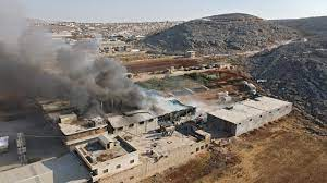 Informed sources: Bombing Sarmada came by direct Russian orders