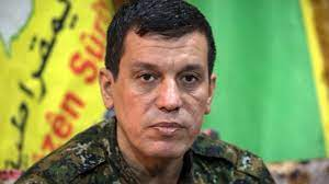Where is SDF leader? Information is revealed for the first time