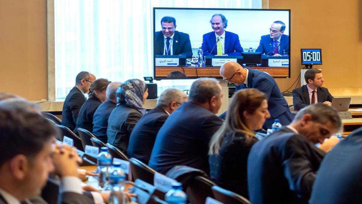 أول تعليق أوروبي على  البدء بصياغة إصلاح دستوري في سوريا