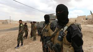 Made up of 22 members... an ISIS cell was arrested in eastern Syria