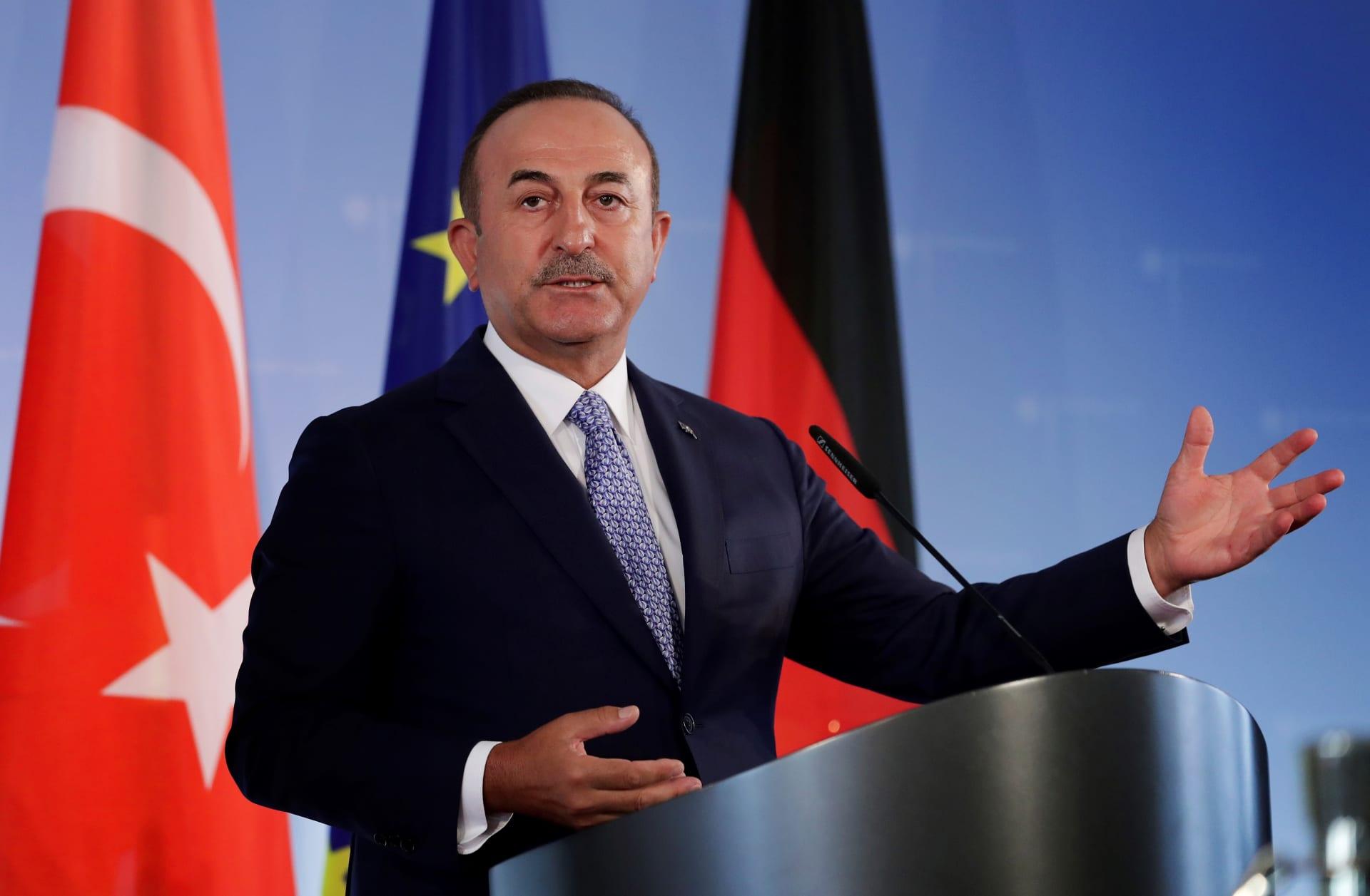 تصريحات جديدة لوزير الخارجية التركي حول سوريا وليبيا...ماذا تضمنت...؟